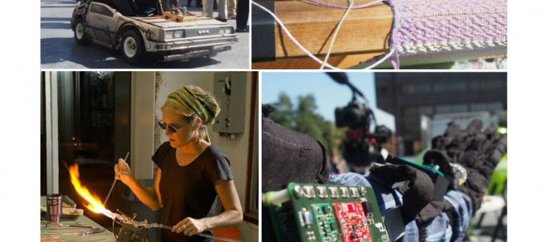 Live broadcast from Pittsburgh Maker Faire 2015